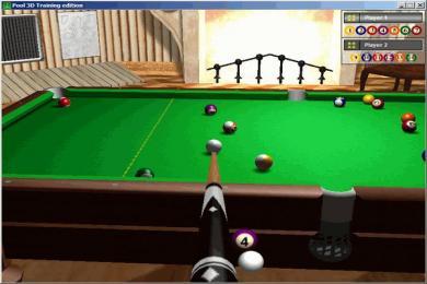 Рисунки Pool 3D Training Edition.