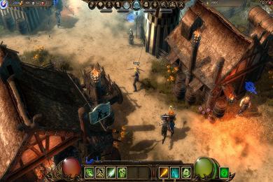Screenshot Drakensang Online