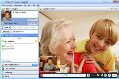 Рисунки Skype