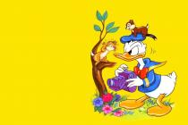 Captura principal de El Pato Donald y Chip y Chop