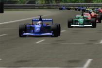F1 Racing 3D Salvapantallas