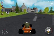 Captura principal de Super Tux Kart