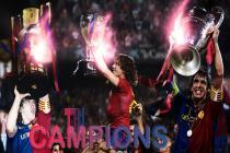 Barcelona Triplete