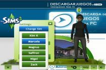 Descargar Sims 3 SimSideKick