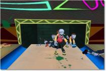 Captura principal de Zombie Bowl-O-Rama