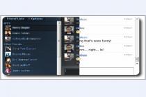 Captura principal de Facebook ChatBar