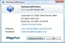 Imagenes de Net Speed Monitor