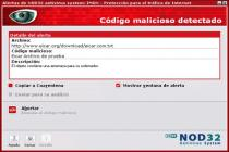 Captura principal de NOD32 Antivirus