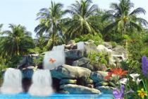 Descargar Tropic Waterfall