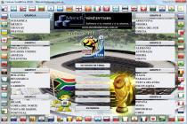 Sudáfrica 2010 Fixture