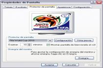 Imagenes de FIFA World Cup 2010 Screensaver