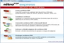 Captura principal de Nitro PDF Pro
