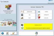 Captura principal de SolverMedia 123 TPV Net 2010