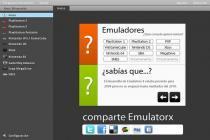 Captura principal de Emulatorx