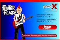Captura principal de Guitar Flash