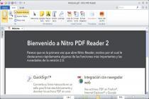 Descargar Nitro PDF Reader para Windows