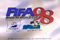 Captura principal de FIFA 98 - Road to World Cup