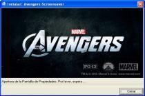 Descargar Los Vengadores - Salvapantallas