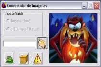 Captura principal de Convertidor de imágenes