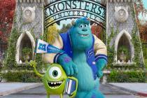 Captura principal de Monstruos University