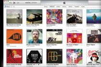 Captura principal de iTunes para Windows 64