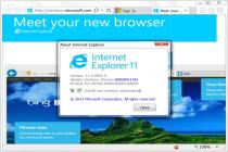 Descargar Internet Explorer 11 Developer Preview para Windows