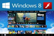Captura principal de Adobe Flash Player para Windows 8