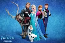 Captura principal de Frozen, el reino del hielo