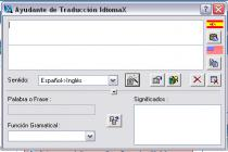 Descargar IdiomaX Translation Assistant 6.0