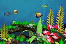 Descargar Fish Aquarium 3D Screensaver para Windows