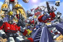 Transformers Fondo