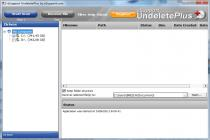 Captura principal de Undelete Plus