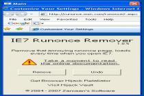 Descargar IE7 Runonce Remover para Windows