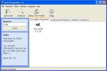 Descargar ZSoft Uninstaller