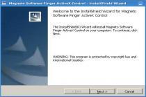 Descargar SkFinger ActiveX Control para Windows