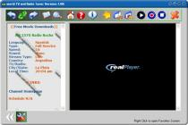 Descargar World TV & Radio Tuner para Windows