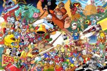 Personajes Nintendo Wii