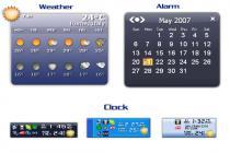 Descargar Weather Clock para Windows