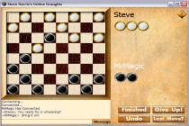 Steve Harris Online Draughts