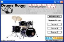 Descargar Drums Room 1.1