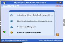 Captura principal de My Drivers