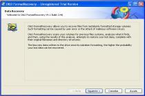Descargar O&O FormatRecovery para Windows