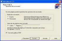 Descargar Avanquest PDF to Word para Windows