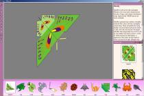 Captura principal de Paper Folding 3D