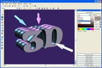 Captura principal de Xara 3D
