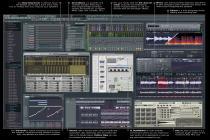 Captura principal de FL Studio