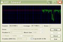 Descargar HD Speed para Windows