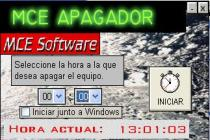 Descargar MCE Apagador para Windows