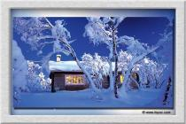 Descargar Animated Winter Scene Screensaver para Windows