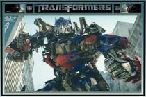 Captura principal de Transformers Screensaver